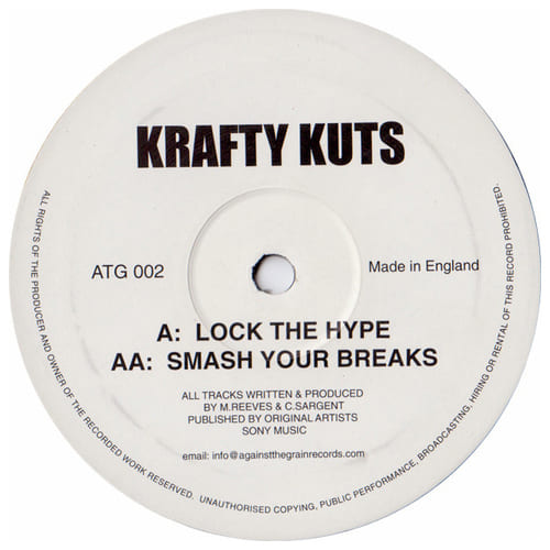 Download Krafty Kuts - Lock The Hype / Smash Your Breaks mp3
