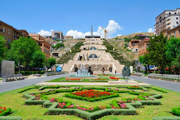 Armenia Yerevan Travel Guide Weather