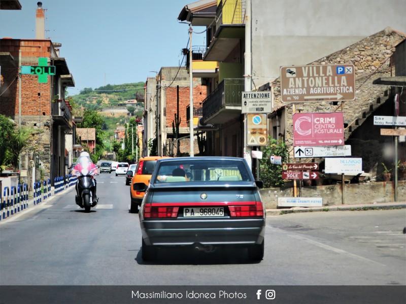 avvistamenti auto storiche - Pagina 27 Alfa-Romeo-75-1-8-120cv-89-PA968045-159-620-22-6-2018-1