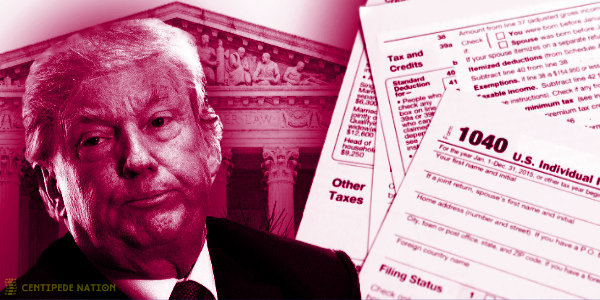 Trump lawyers say they'll fight subpoena for president's tax returns…
