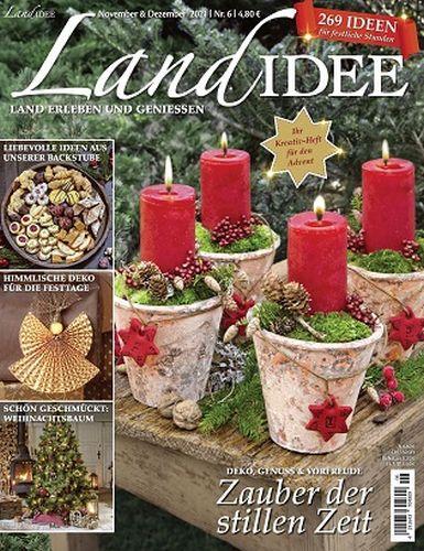 Cover: Landidee Magazin November-Dezember No 06 2021