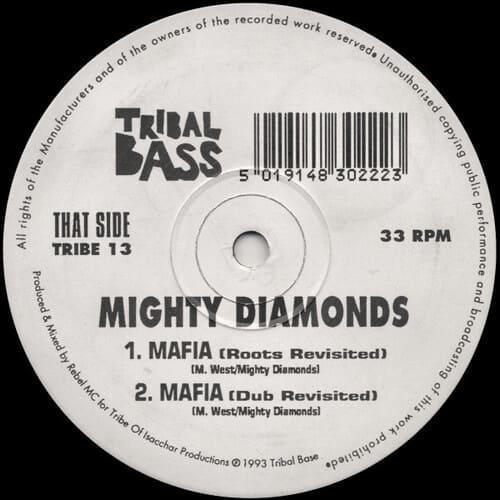 Download Mighty Diamonds - Mafia / Phenomenon One mp3