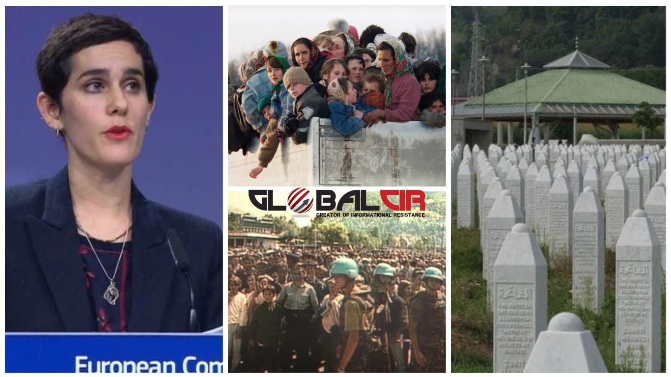 Europska unija odbacuje i osuđuje svako poricanje, relativizaciju ili pogrešno tumačenje genocida u Srebrenici!