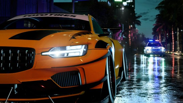 It's Survival Of The Fastest In This New & Exciting Reveal Trailer For NEED FOR SPEED HEAT