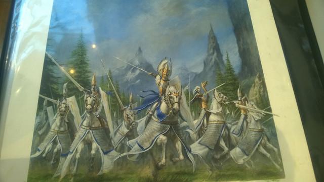 Galerie Daniel Maghen [originaux Warhammer Battle & 40K] 16