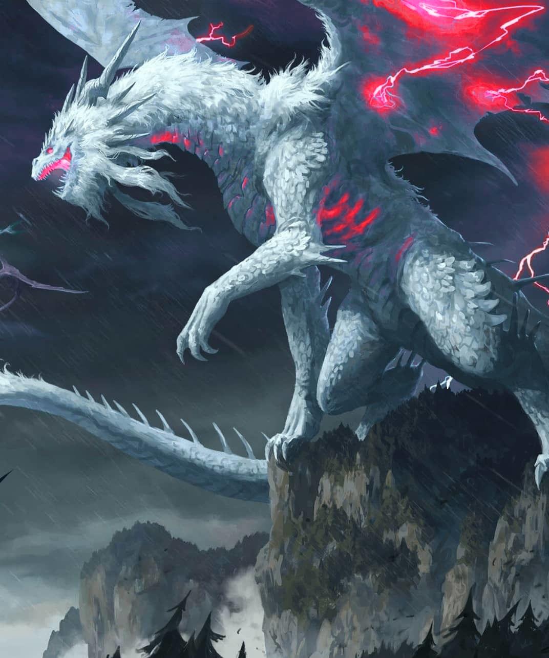 Dynasty Havoc, the Sky Dragon Dragon-babe-dragon-form