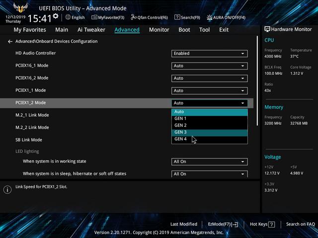 PCIE-Gen-Selector-ASUS-TUF-X570-Plus-Wi-Fi