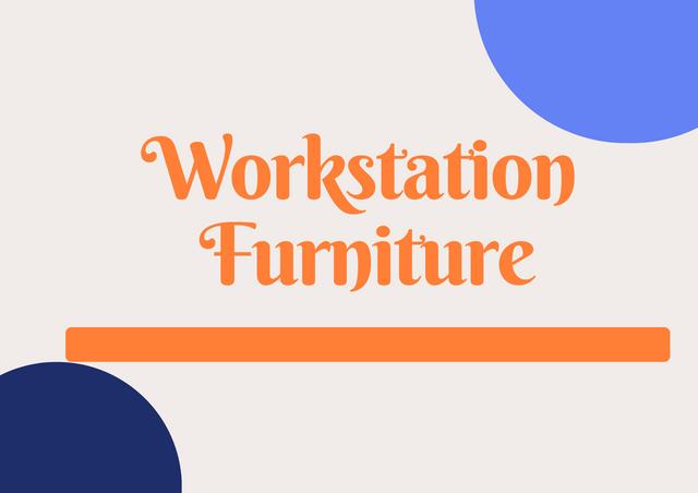 Workstation-Furniture