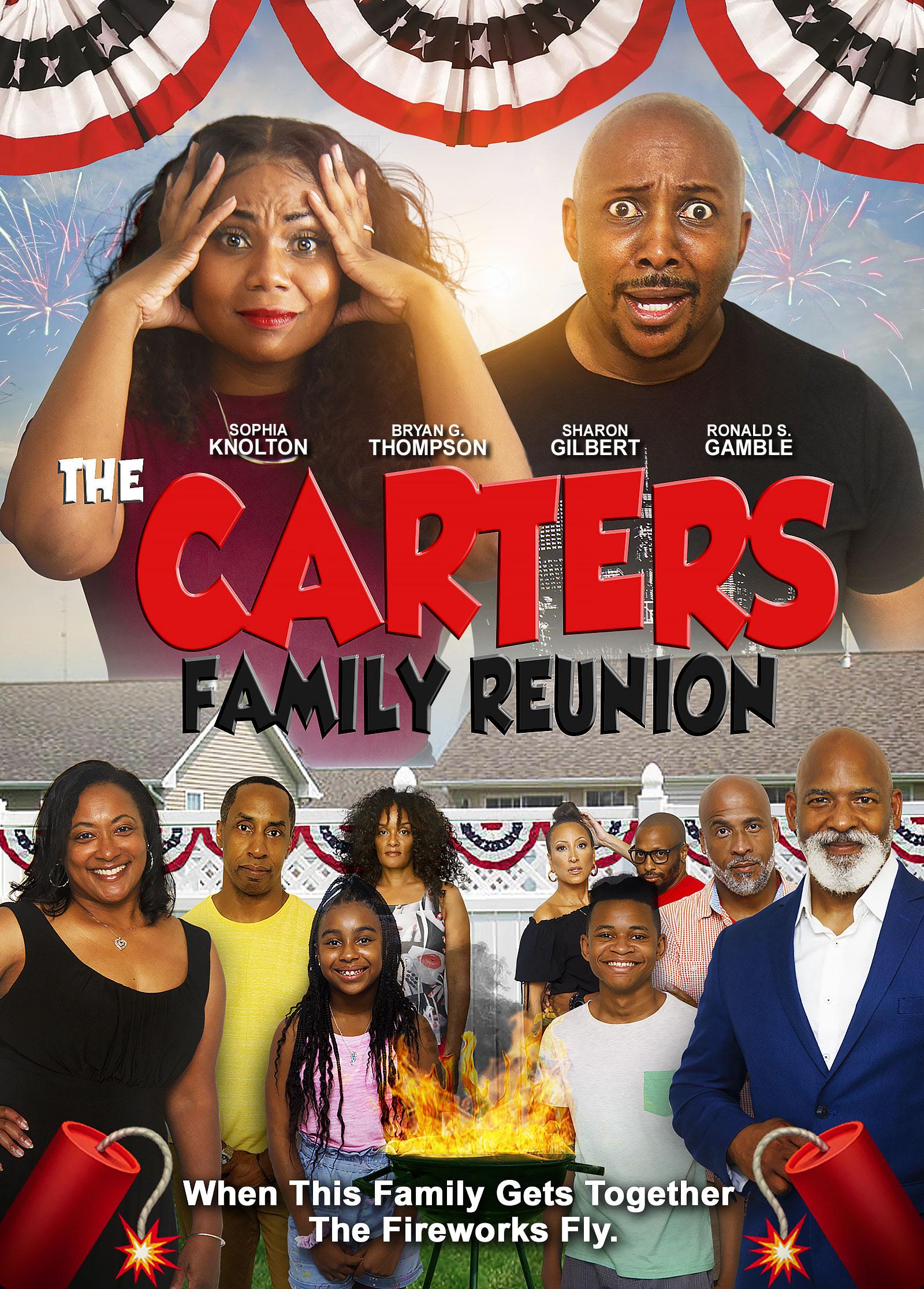 CARTER FAMILY REUNION