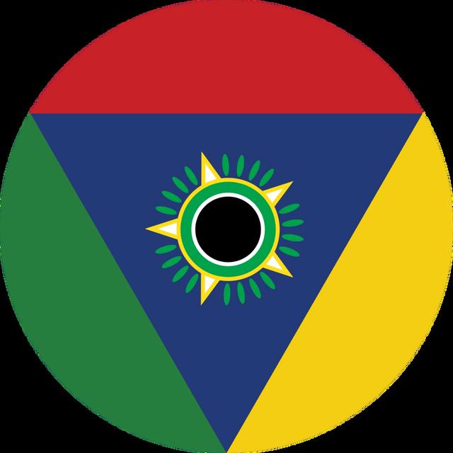 Tropico Air Force roundel
