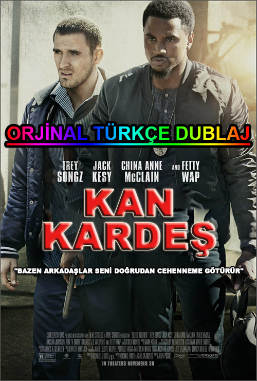 Kan Kardeş | Blood Brother | 2018 | BDRip | XviD | Türkçe Dublaj | m720p - m1080p | BluRay | Dual | TR-EN | Tek Link