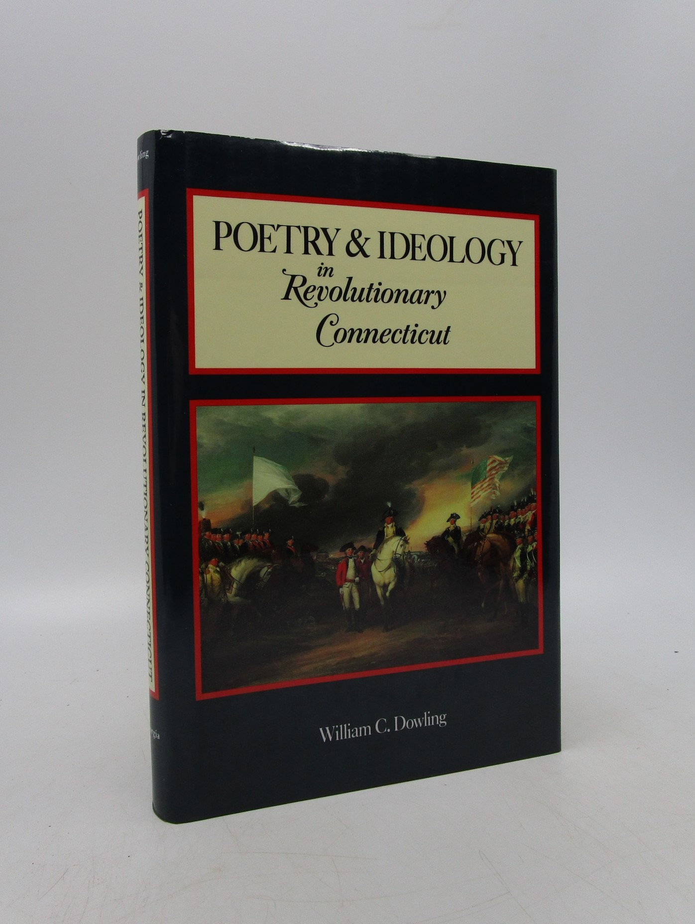 Image for Poetry and Ideology in Revolutionary Connecticut (First Edition)