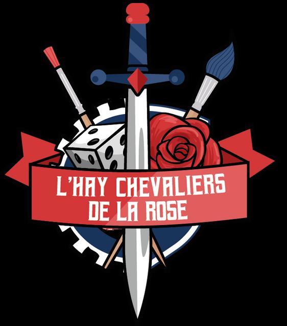 Nouveau Logo! Chevaliersdelarose