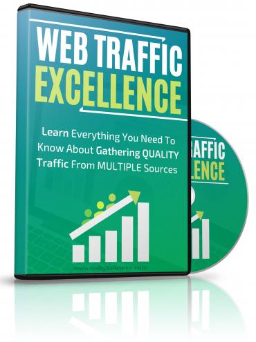 Web Traffic Excellent