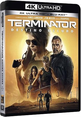 Terminator - Destino Oscuro (2019) Full Blu Ray UHD 4K ITA DTS ENG TrueHD 7.1