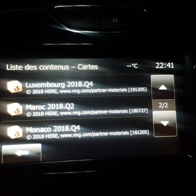 MAROC POUR GPS TÉLÉCHARGER IGO8