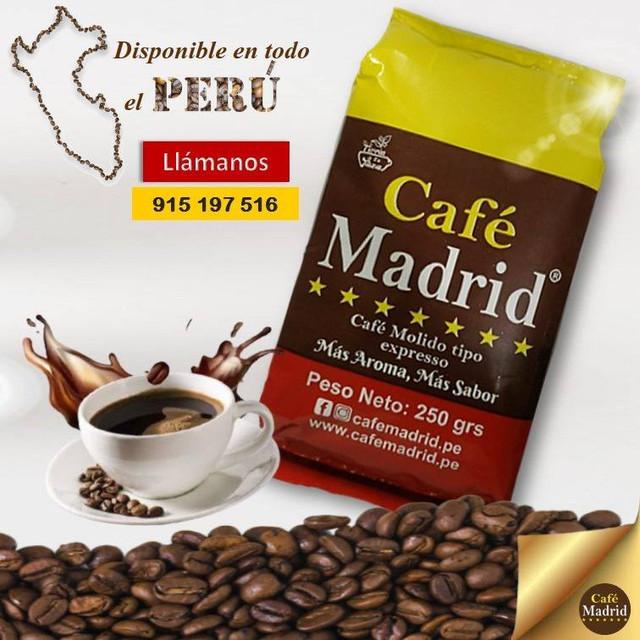 CAFE-MADRID