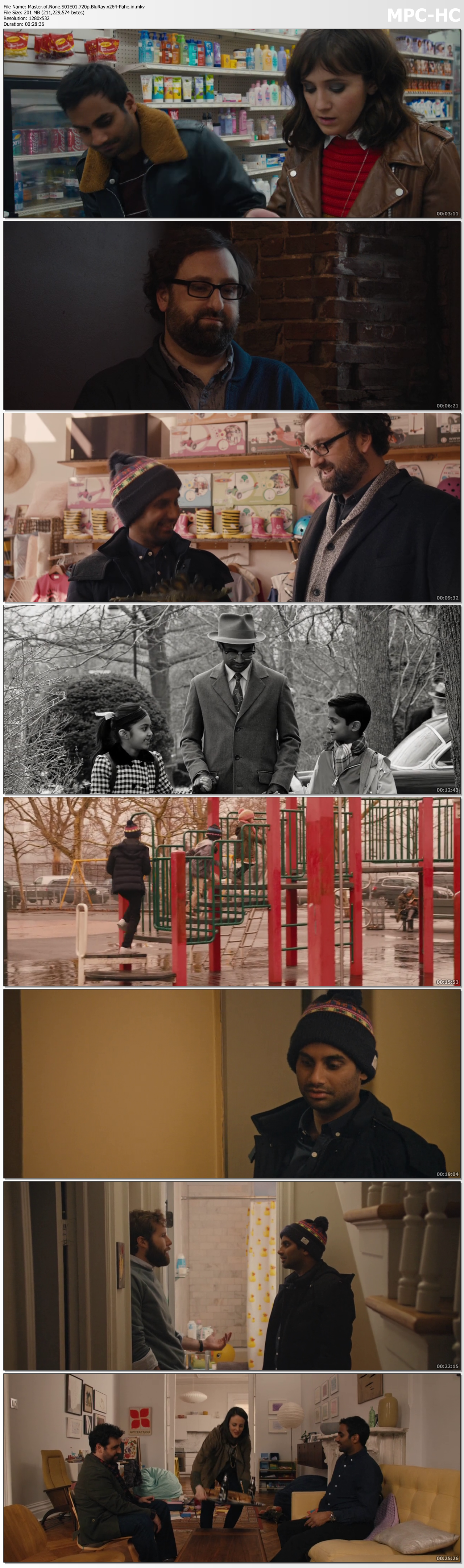 Master of None Season 1-2 Complete BluRay 720p - Pahe in