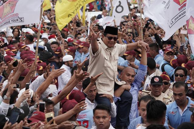 Pengamat: Prabowo Kalah, Pribumi Sulit Bangkit 1x-1