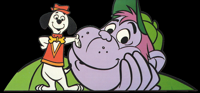Beegle Beagle and Grape Ape
