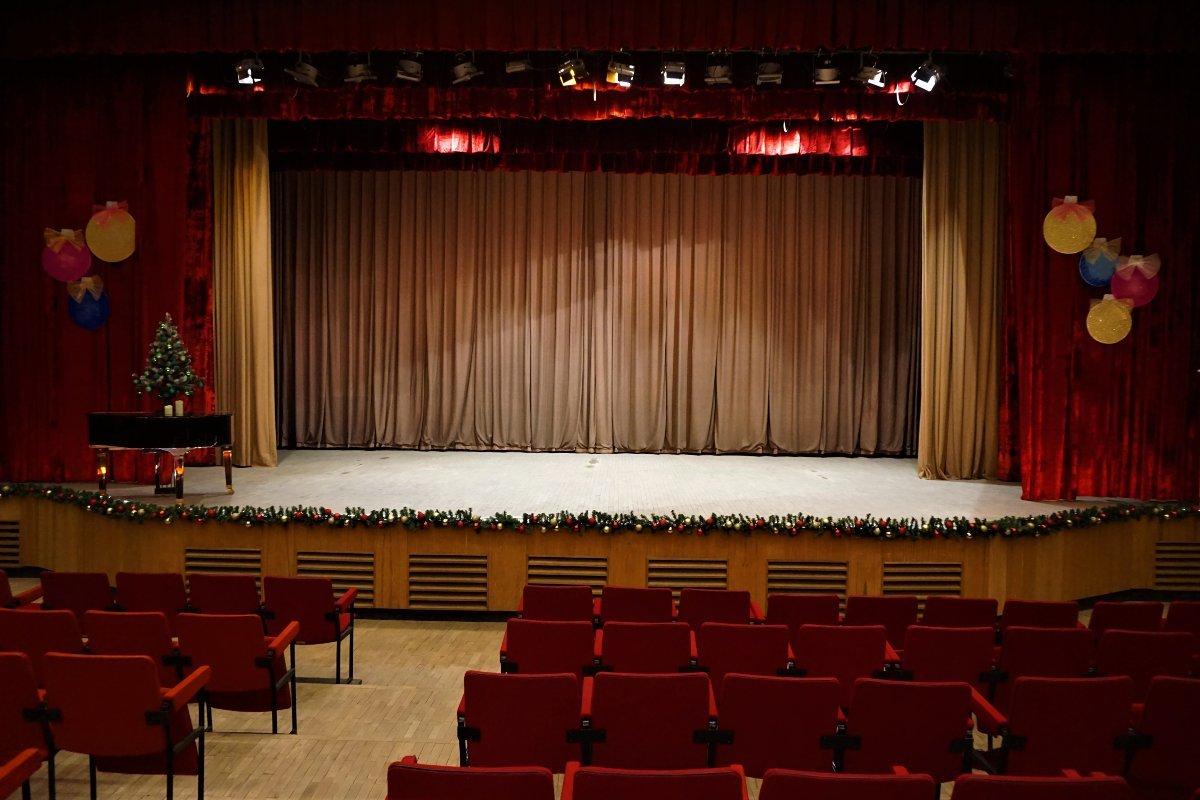 Аренда концертного зала. YouParty.ru