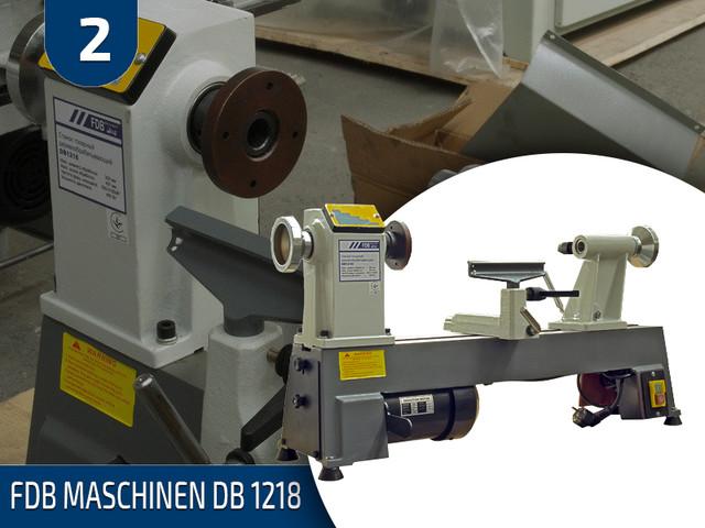 Maschinen DB 1218
