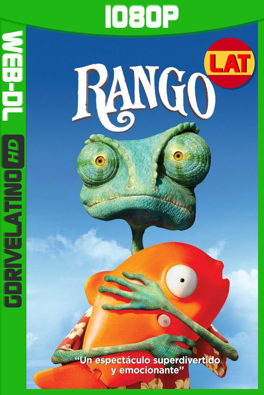 Rango (2011) WEBDL 1080P Latino