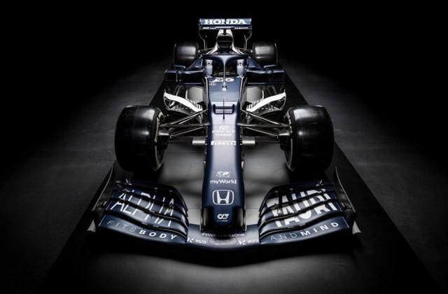 F1 2021 : La Scuderia AlphaTauri a présenté sa nouvelle Formule 1, baptisée AT02 2021-launch-gallery10-scuderia-alphatauri