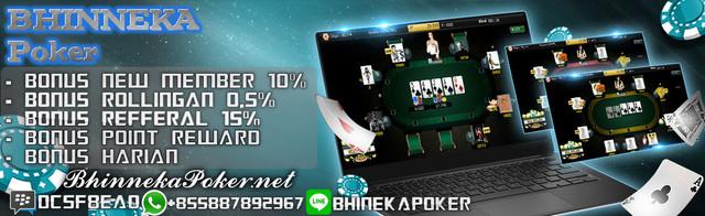 BhinnekaPoker.com | Agen Poker Online Terbaik dan Terpercaya Woke