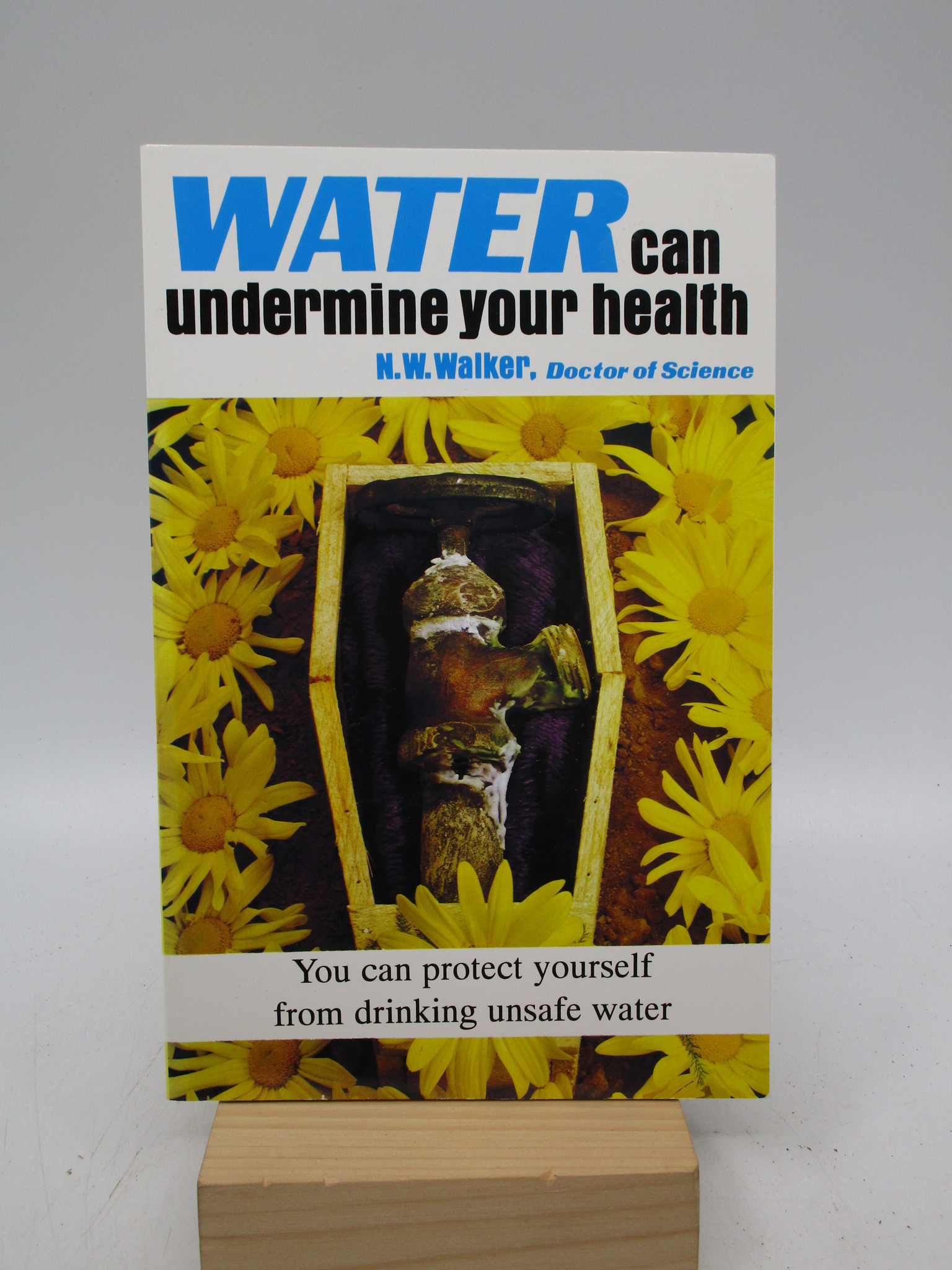 Image for Water Can Undermine Your Health