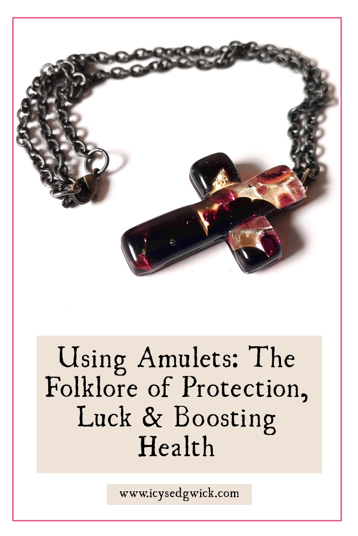 Called both lucky charms or amulets, certain objects have a long history of protecting people, bringing luck, or boosting health. Learn more!