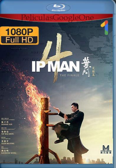 Ip Man 4: The Finale (2019) [1080p HD BRip] [Latino-Chino] [GoogleDrive] – Wolf Levine