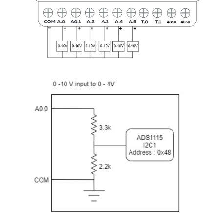 ADS1115 0-10V
