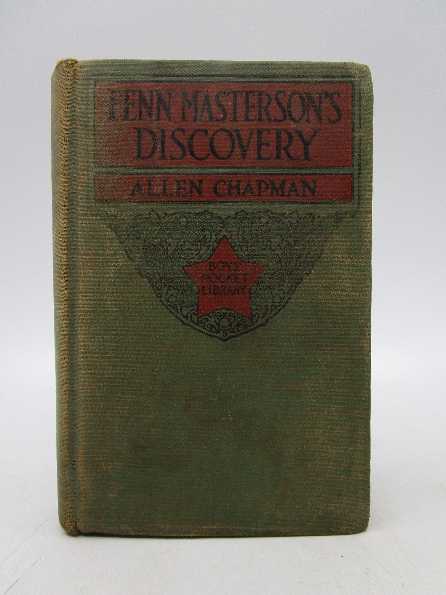 Image for Fenn Masterson's Discovery Or The Darewell Chums on a Cruise