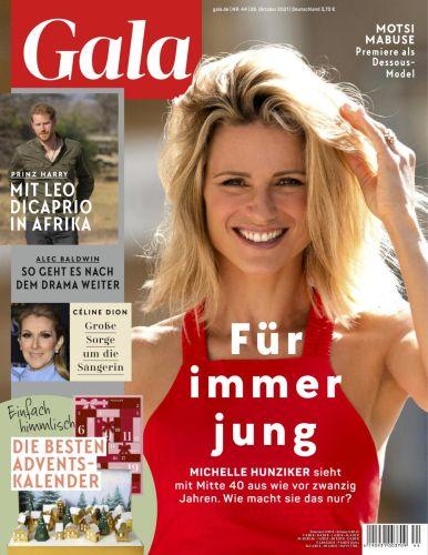 Gala Magazin No 44 vom 28  Oktober 2021