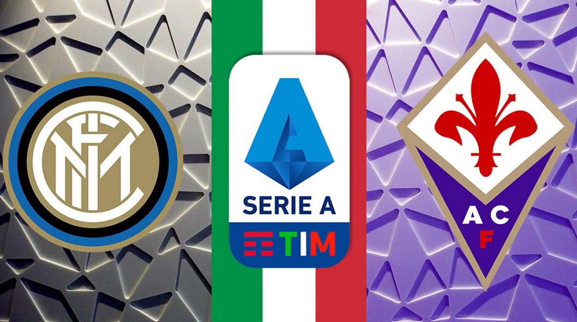 Inter-Fiorentina Streaming Diretta TV, anticipo Serie A su DAZN