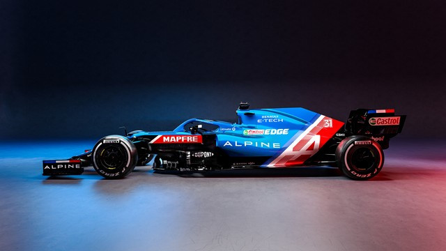 F1 2021 : Alpine F1 Team Lance Sa Saison 2021 Alpine-F1-Team-Lancement-de-la-saison-2021-02