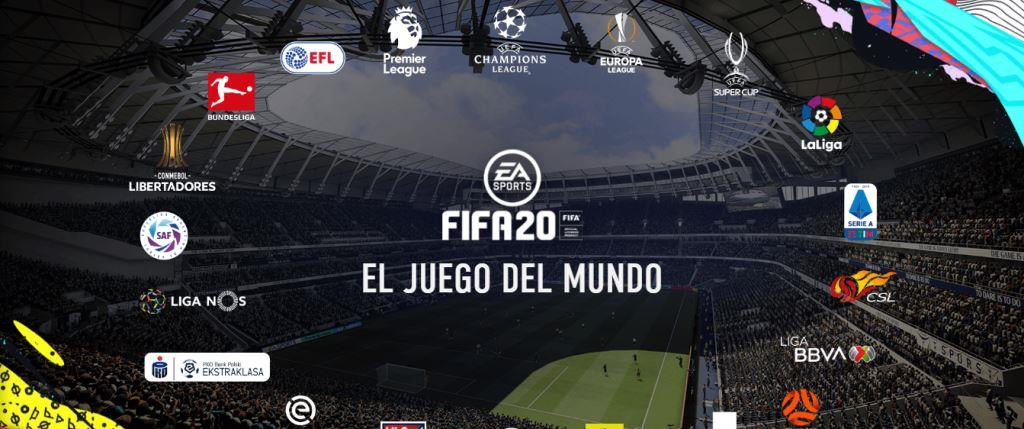 FIFA 20 online game