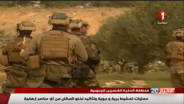 Armée Tunisienne / Tunisian Armed Forces / القوات المسلحة التونسية - Page 15 Capture