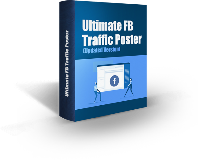 Ultimate FB Traffic Poster (Updated Version)
