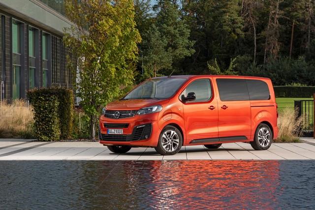 De l'électricité dans l'air : l'Opel Zafira-e Life tout électrique en vente à partir de 51 500 euros bonus environnemental déduit Opel-Zafira-e-512827