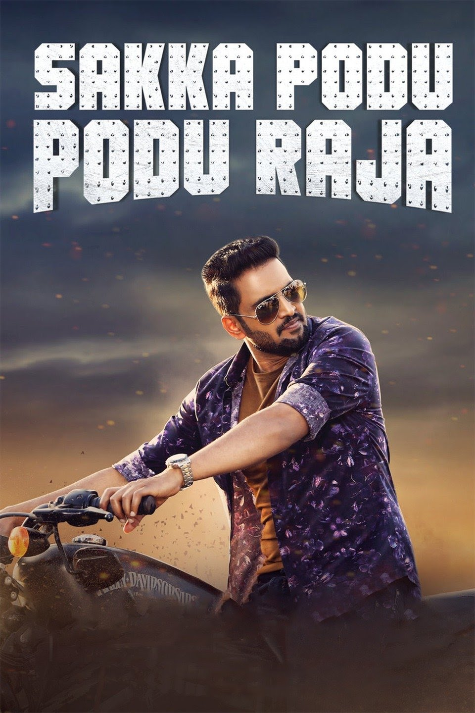 Sakka Podu Podu Raja (2021) Hindi Dubbed Movie HDRip 720p AAC