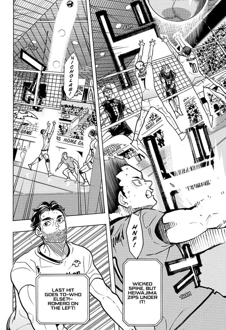 Haikyuu, Chapter 384 003
