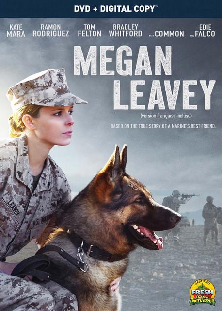 მეგან ლივი MEGAN LEAVEY