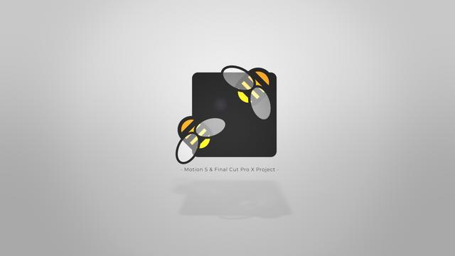 Rotating Logo Reveal Videohive