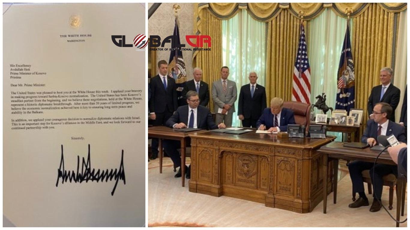 TRAMPOVA ADMINISTRACIJA BRZO PODUZIMA MJERE! Grenel: Vašingtonski sporazum se sprovodi!