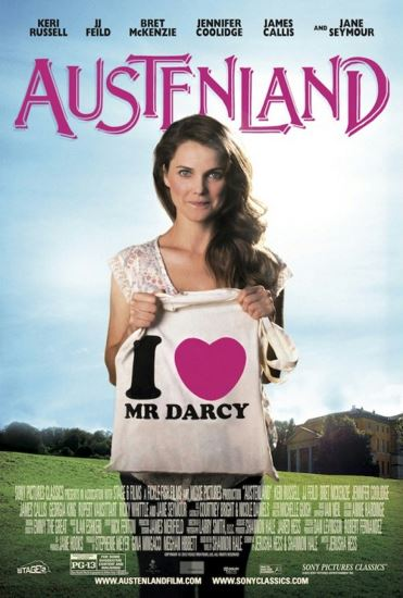 Kraina Jane Austen / Austenland (2013) PL.BRRip.XviD-GR4PE | Lektor PL