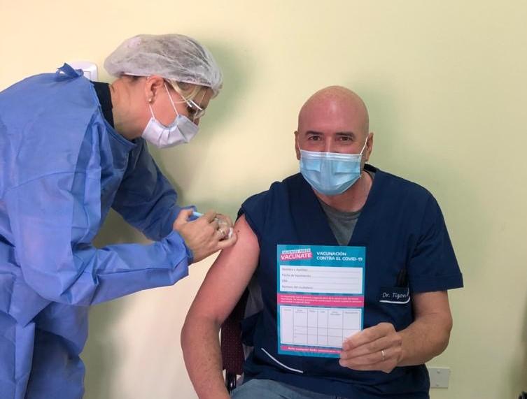 La subida de casos del covid-19 en nuestro distrito, al límite del colapsar el sistema de salud de Pigüé.