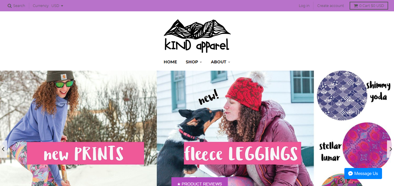 The Kind Apparel travel product recommended by Mallory Ottariano on Pretty Progressive.