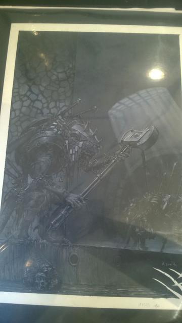 Galerie Daniel Maghen [originaux Warhammer Battle & 40K] 21